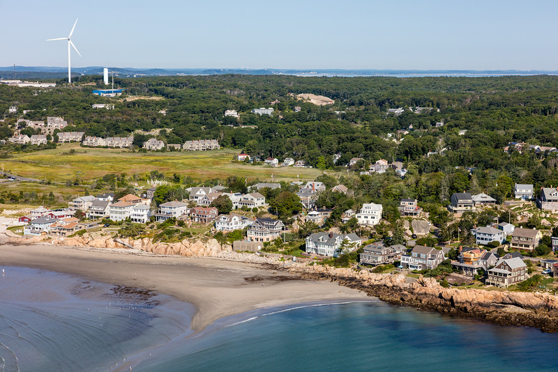 MIP AERIAL GOOD HARBOR BEACH  GLOUCESTER  MA-3011