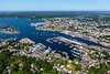 Gloucester, Massachusetts : A collection of aerial images from Gloucester, Mass.