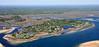 Little Neck, Great Neck, and the Plum Island Sound.  Ipswich, Massachusetts.