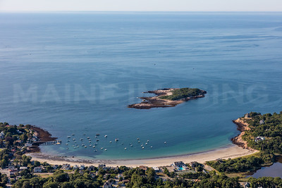 MIP AERIAL MAGNOLIA HARBOR  MANCHESTER BY THE SEA MA-3043