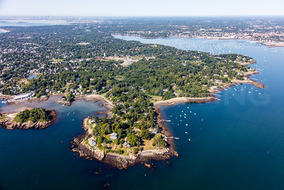 MIP AERIAL PEACHES POINT MARBLEHEAD MA-3290
