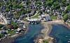 Marblehead, Massachusetts waterfront.