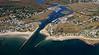 Green Harbor, the Green Harbor River, and Brant Rock.  Marshfield, MA.