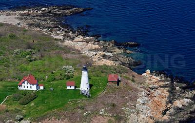 Baker's Island Light, Baker's Island, Mass.