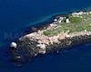 Ten Pound Island, and Ten Pound Light.  Gloucester Harbor, Massachusetts.