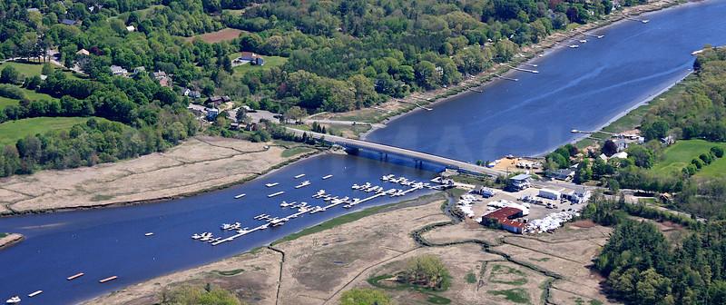 Fernald's Marine, Newbury, Massachusetts.