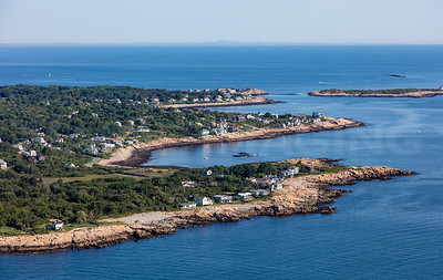 MIP AERIAL LANDS END ROCKPORT  MA-3001