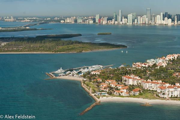 Fisher Island / Virginia Key / Miami