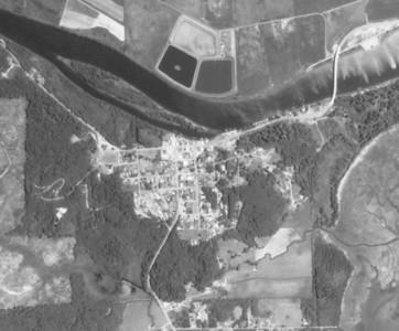 Taken 1986 for Tillamook County Planning Department.