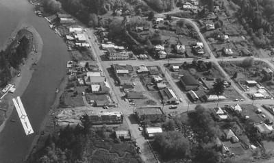 Taken in 1965 for Oregon Department of Transportation.