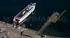 Block Island Ferry.  Block Island, Rhode Island.