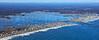 Seabrook Beach, Hampton Beach, Hampton Harbor.  Hampton, New Hampshire.