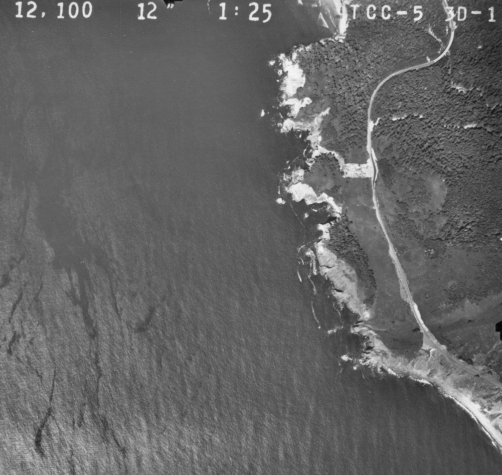 1965 shoreline