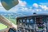 Cessna 177 Cardinal landing at Okeechobee (KOBE)