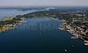 Bristol Harbor 4.  Bristol, Rhode Island.
