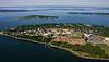 Bristol Point, Roger Williams University.  Bristol, Rhode Island.