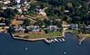 Bristol Houses.  Bristol, Rhode Island.