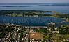 Bristol Harbor, Bristol, Rhode Island.