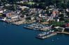Bristol Marina?  Bristol, Rhode island.