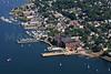 Bristol Harbor 3.  Bristol, Rhode Island.