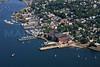 Bristol Harbor 2.  Bristol, Rhode Island.