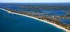Charlestown Town Beach.  Charlestown, Rhode Island.
