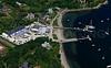 Clark Boatyard and Marine Works.  Jamestown, Rhode Island.