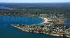 Bonnett Point,and Bonnett Shores.  Narragansett, Rhode Island.