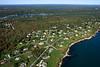 Cliff Drive.  Narragansett, Rhode Island.