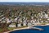 MIP AERIAL NARRAGANSETT OCEAN ROAD STATE PIER # 5 RI 102017-9786