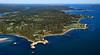Cormorant Point.  Narragansett, Rhode Island.