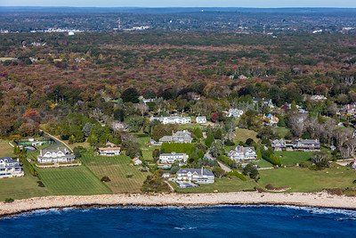MIP AERIAL NARRAGANSETT OCEAN ROAD WILDFIELD FARM ROAD RI 102017-9817