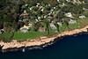 Ocean Road Houses.  Narragansett, Rhode Island.