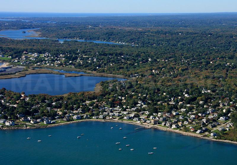 Bonnett Shores.  Narragansett, Rhode Island.