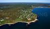 Cliff Drive.  Narragansett, Rhode Island.  (2).