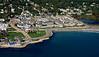 Ocean Road.  Narragansett, Rhode Island.