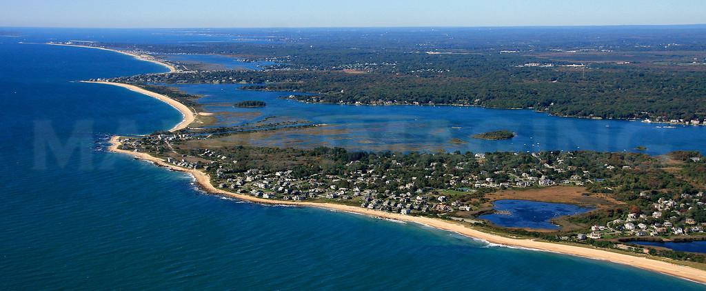 Quonochontaug, Rhode Island.