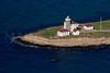 Watch Hill Lighthouse.  Watch Hill, Rhode Island.