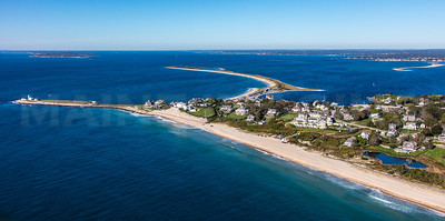 MIP AERIAL WESTERLY WATCH HILL LIGHTHOUSE ROAD RI 102017-0243