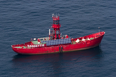 Sandettie Light Vessel
