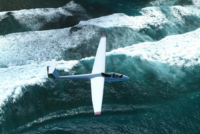 Glider photos from Hawaii