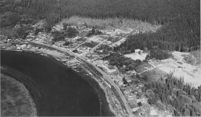 Taken 1950 by Borsig aerial studios.