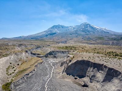Mount St  Helens Aerial - Mount St  Helens-2