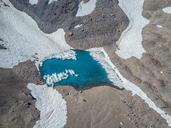 Unnamed Lake Leavitt Peak - Sonora Pass-2