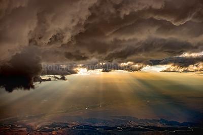 Behind Every Cloud