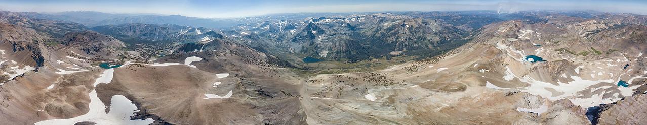 Leavitt Peak Panorama - Sonora Pass-2