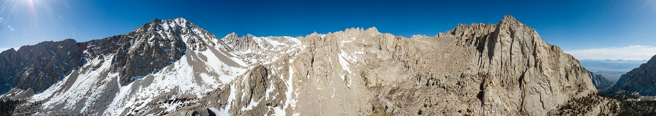 Mount Whitney Trail - John Muir Wilderness