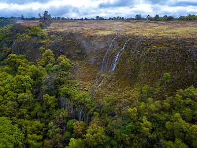 Waterfall - Table Mountain