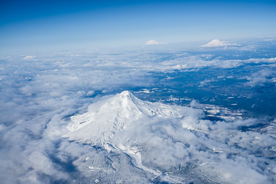 Northern Cascades: Mt Hood, Mt St Helens, Mt Adams, Mt Rainier