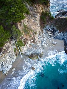 McWay Falls - Big Sur-9